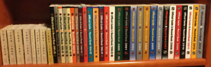 NHL Official Guide and Record Book Collection (and other books)