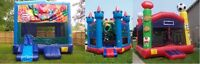 Bouncing Around London Inflatable Bouncy Castles