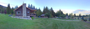 Beautiful Country Home just minutes from Kaslo BC -