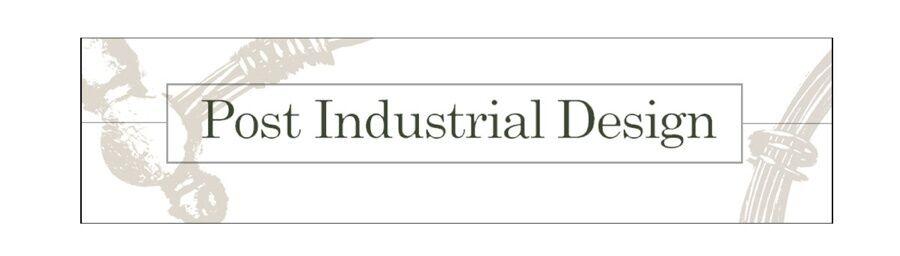 Post Industrial Design