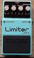 Boss Limiter LM-2