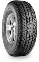 LT 265/70 R18 Michelin LTX A/T2 New Take Off's