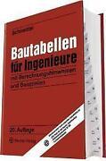 Schneider Bautabellen