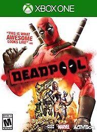 Deadpool Xbox One $25.00 OBO