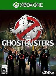XBox One - Ghostbusters Mint condition