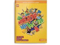 Lego Create The World SWAPs