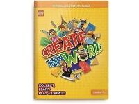 Lego Create the World - Cards for Sell 50p