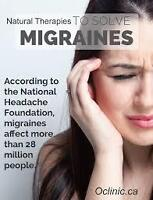 Migraine Sufferers,and Back Pain