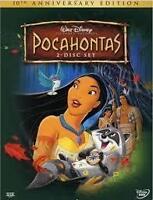 DVD Pocahontas 1 et 2