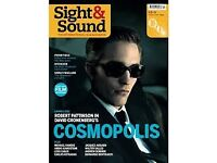 Sight & Sound magazine back issues