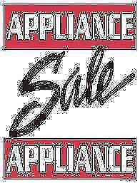 *USED APPLIANCE SALE   Fridges from $250, Stoves from $280 -  9267 - 50 St