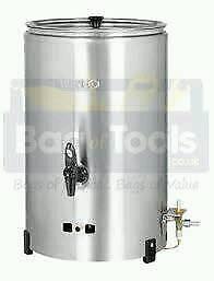 LPG gas tea urn water boiler