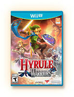 Brand New Hyrule Warriors for WiiU