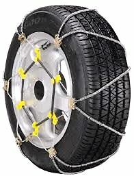 """Get them cheap now for next year 14"""" TIRE CHAINS"""