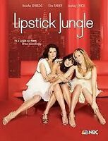 Lipstick Jungle, book by Candace Bushnell and DVD