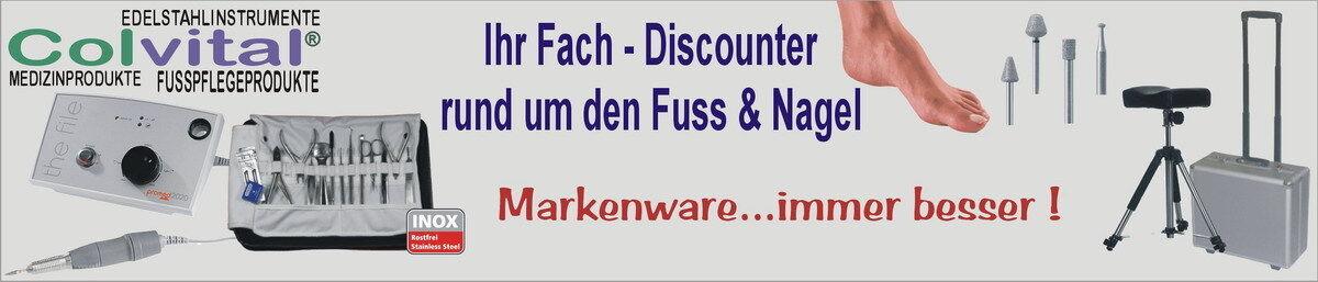 Fusspflege-Discount