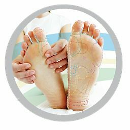 FOOT REFLEXOLOGY with Essential Oils London Ontario image 1
