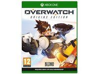 Overwatch Origins Xbox One Brand New