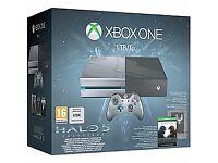 Xbox One 1TB Halo Edition