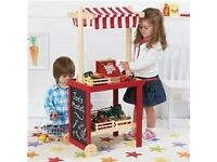 GLTC children's market stall for sale