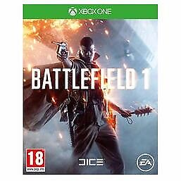 xbox one battlefield 1 game