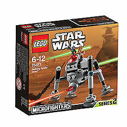 Lego Star Wars 75077 Homing Spider Droid & Battle Droid
