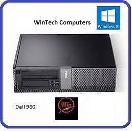 Dell Optiplex 960 Dual Core Desktop Computer Milsons Point North Sydney Area Preview