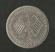 2 Deutsche Mark