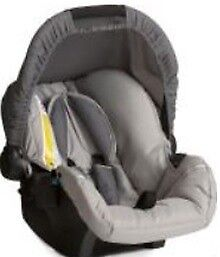 Hauck Shopper - Carrycot and car seat
