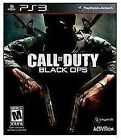 Call of Duty: Black Ops Video Games