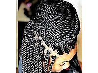 Mobile Hairdo for Beautiful Braids: