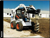Fencing and Bobcat Services