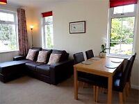 Furnished flat for short let