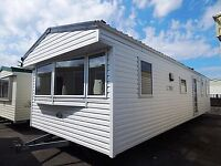 DOUBLE GLAZED STATIC HOLIDAY HOME IN TOWYN NORTH WALES... BARGAIN