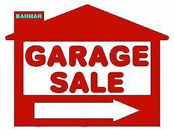 Garage Sale Whole House