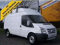 2010 / 60 Ford Transit 115ps T350m High Roof [ Mobile Workshop ] Low mileage RWD