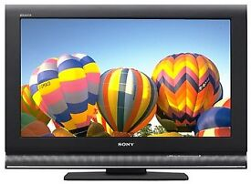 "Sony 32"" inch HD LCD TV with Freeview Built in, 2 x HDMI not 26 37 39 May Deliver Locally"