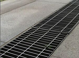 WANTED:  Steel grating