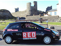 Expert Driving Instructor/Trainer At RED Driving School. First Lesson FREE (Excellent Pass Rates)