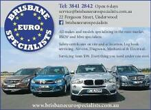Brisbane Euro Specialists Underwood Logan Area Preview