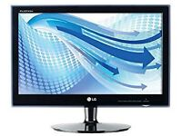 """22"""" Inch LG E2240 LED 1920x1080 Full HD Widesceen LCD PC Monitor (Black)"""