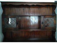 [Jacee] Oak Dresser Top