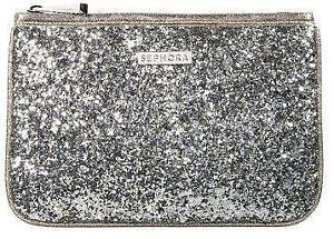Makeup cosmetic bag - Sephora Stephanie Johnson mark.