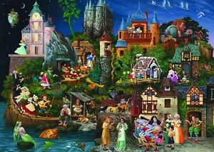 1000 PUZZLE THE ART OF JAMES CHRISTENSEN JUMBO TAXES INCLUSES