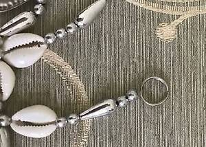 Balinese Handcrafted Hanging Decoration with Sea Shells Vermont Whitehorse Area Preview