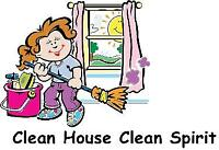 Environmentally frendly cleaning