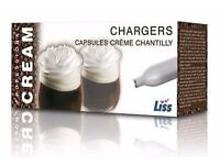 Liss, Professional Cream Chargers & Dispensers