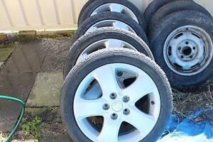 Suzuki Vitara Mag Wheels with Tyres Gateshead Lake Macquarie Area Preview