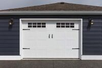 Garage Door repair, Sales, Service and installation