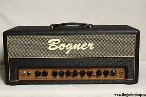 Bogner Shiva 20th Anniversary with Reverb + Cab